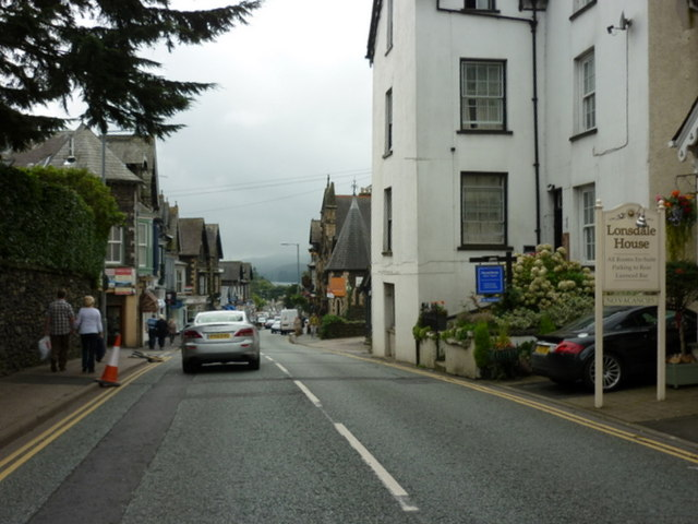 Lake Road, Bowness-on-Windermere