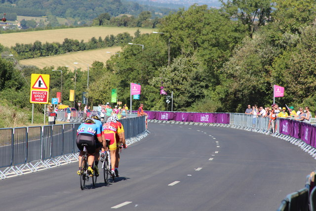 Women's individual road racing, Gorse Hill