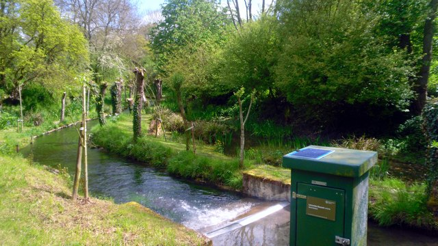 Letcombe Bassett Gauging Station