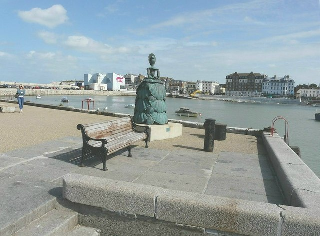 The Shell Lady of Margate