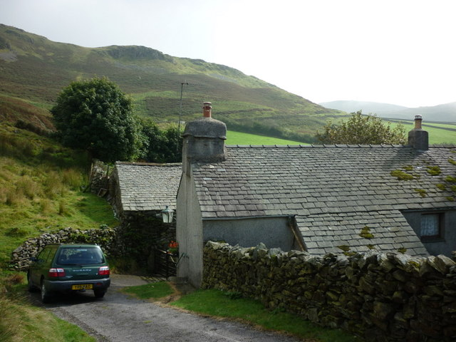 Burney cottage