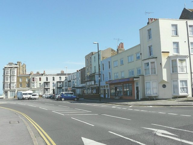 Cliff Terrace, Margate