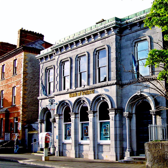 Ennis - Bank Place - Bank of Ireland