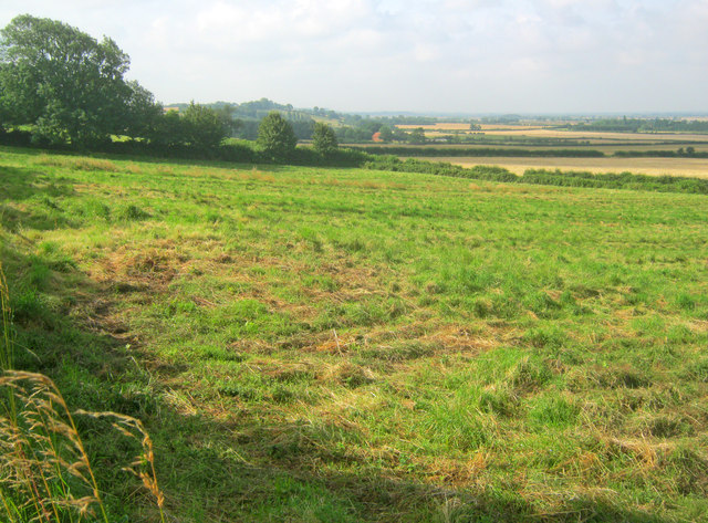 Farmland between Navenby and Boothby Graffoe