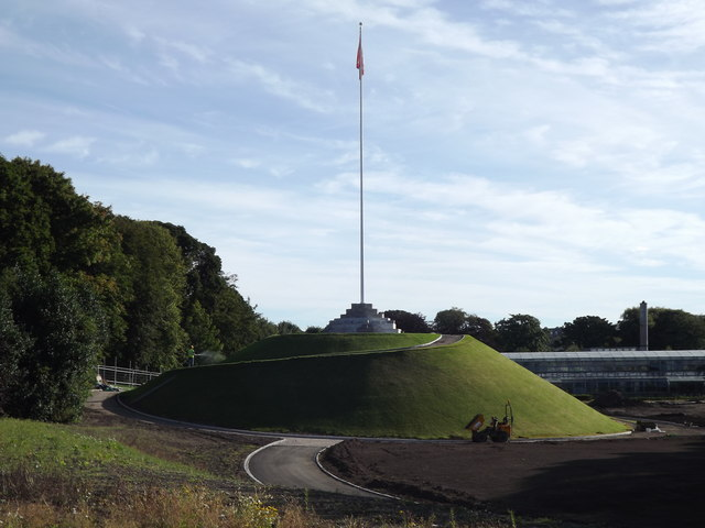 The Mound, Duthie Park
