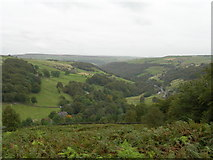 SD9922 : View Northeast from Turley Holes Edge by John Topping