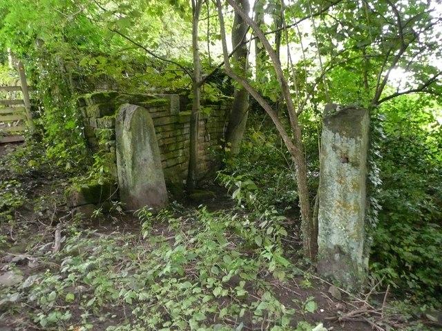 Ruin at Falling Royd