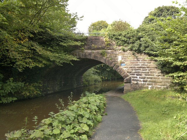 Road bridge 33 over Peak Forest Canal