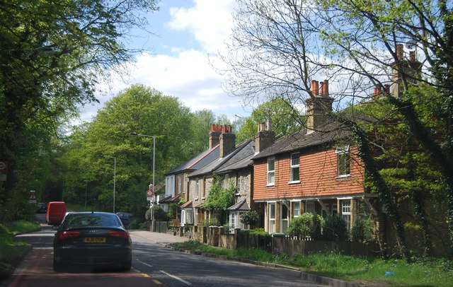 Row of Cottages, Hayes Common