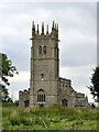SK7851 : All Saints Church, Hawton by Alan Murray-Rust