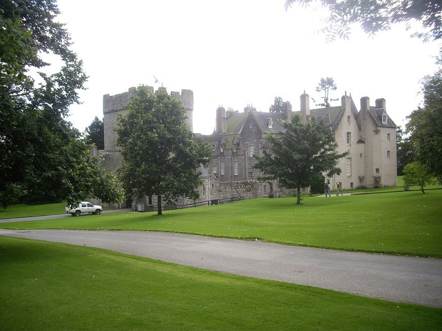Drum Castle and Tower