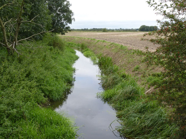 Middle Beck, Hawton