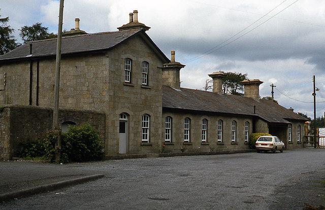 Roscrea railway station