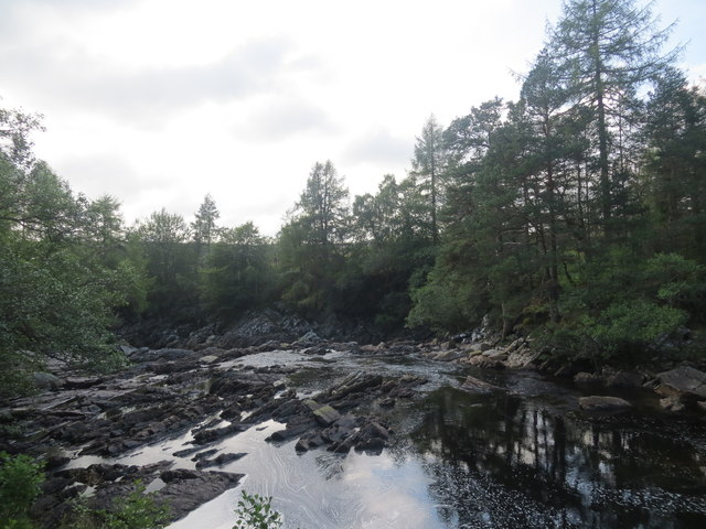River Cassley