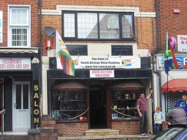 Food Shops At Birmingham New Street Station