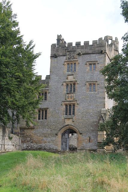 Gatehouse to Haddon Hall