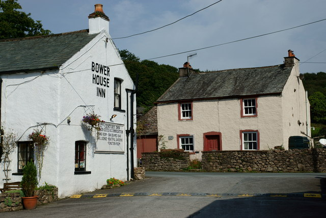 Bower House Inn, Eskdale Green, Cumbria