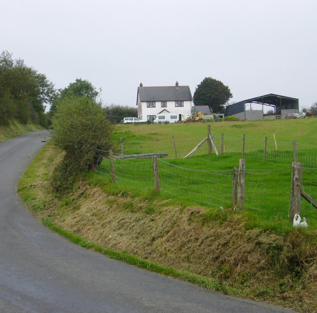 Farm near Tryal Manor