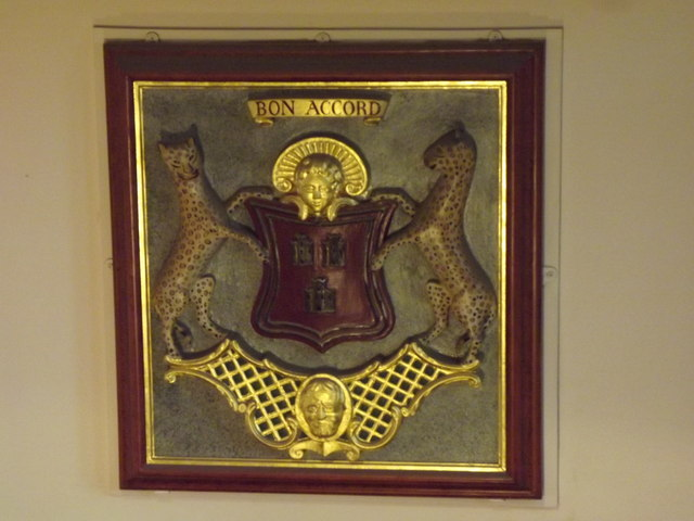Aberdeen City Coat of Arms