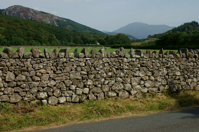 Cumbrian Stone Wall