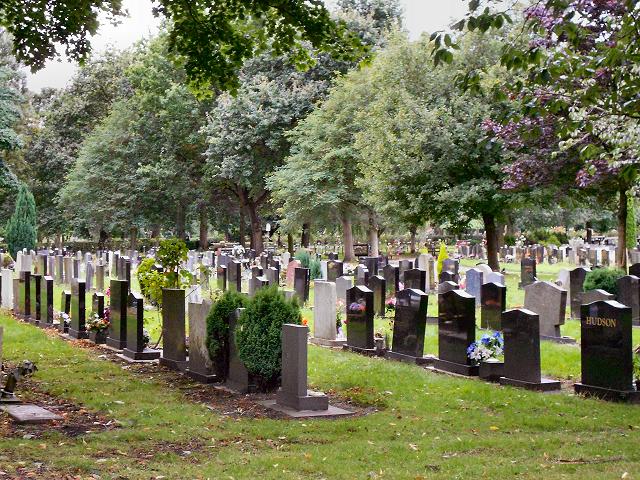 Peel Green Cemetery
