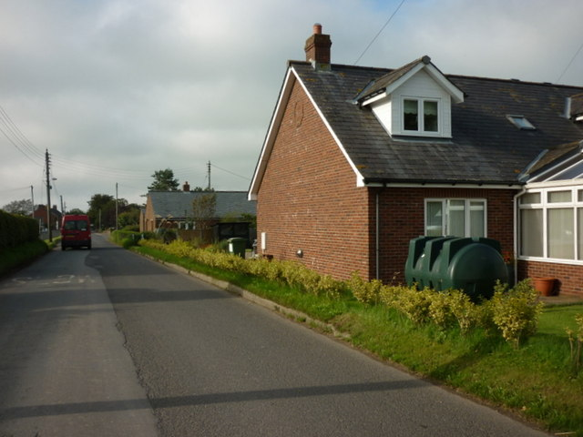 Houses in Kirkbride