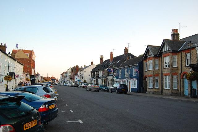 High Street, Aldeburgh