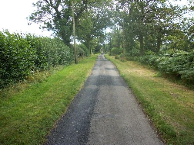Arrewig Lane