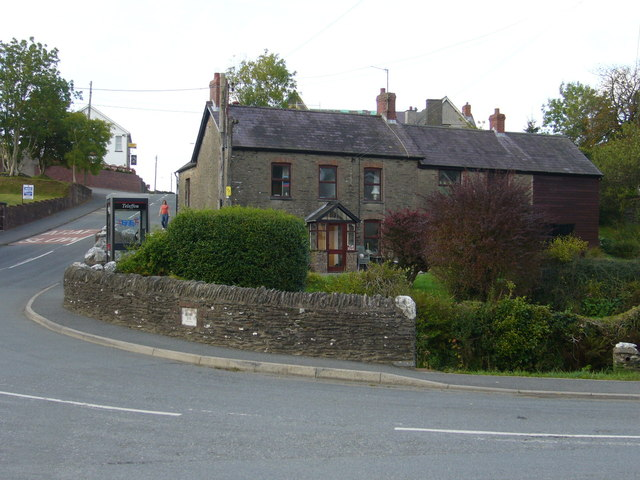 Cottages in Trelech