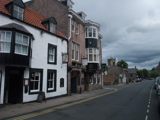 The Black Bull, Wooler