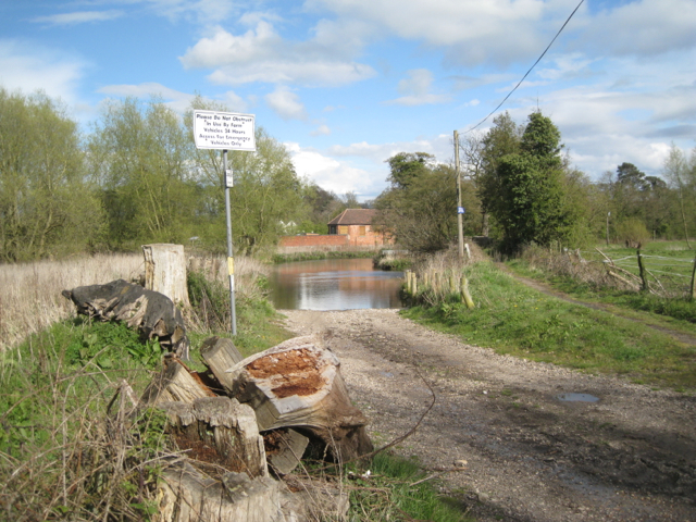 Ford, River Blythe, Little Packington