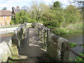 SP2185 : Bridge over the River Blythe, Little Packington by Robin Stott