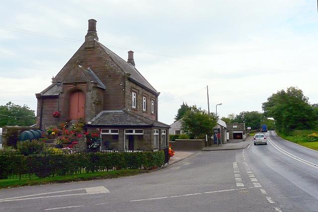 Former school, Waverbridge