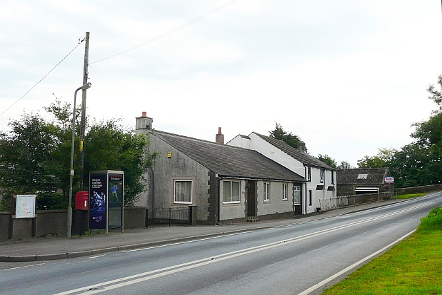 Part of the hamlet of Waverbridge