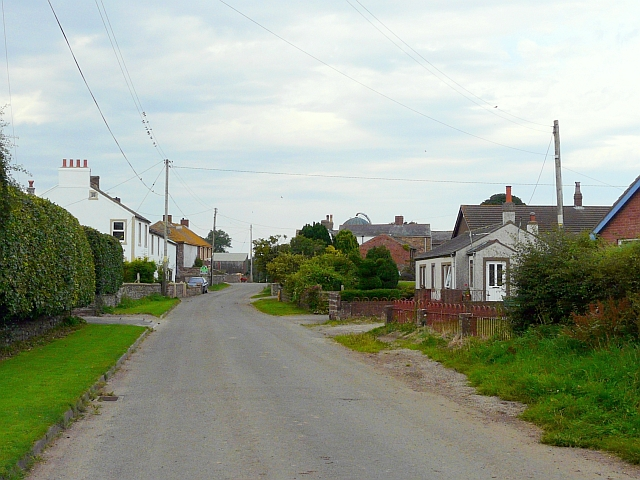 The hamlet of Dundraw