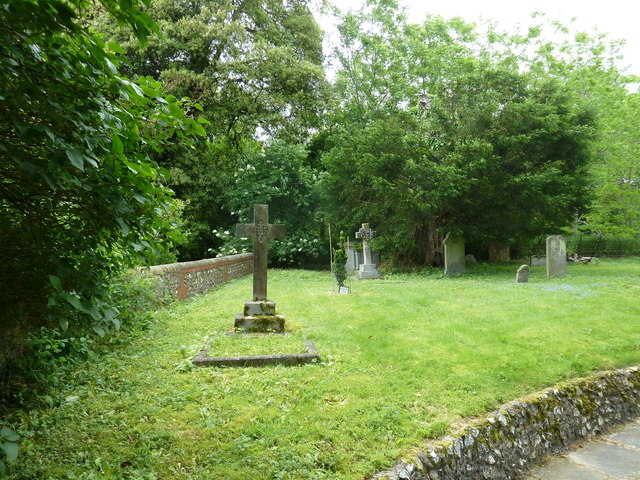 A mid summer visit to St James the Less, Litchfield (f)