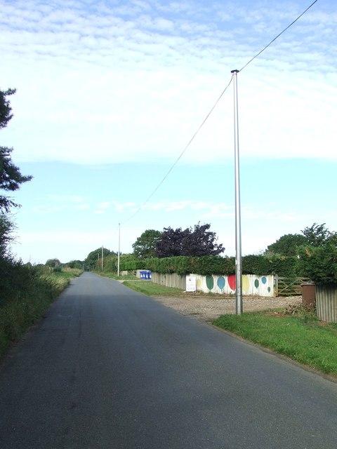 Metal BT Poles