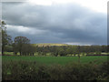 SP2185 : View of the Blythe valley and Packington Mountain by Robin Stott
