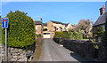 SK2956 : Alabaster Lane, Cromford by Des Blenkinsopp