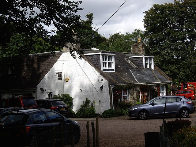 Falls of Feugh Tearoom