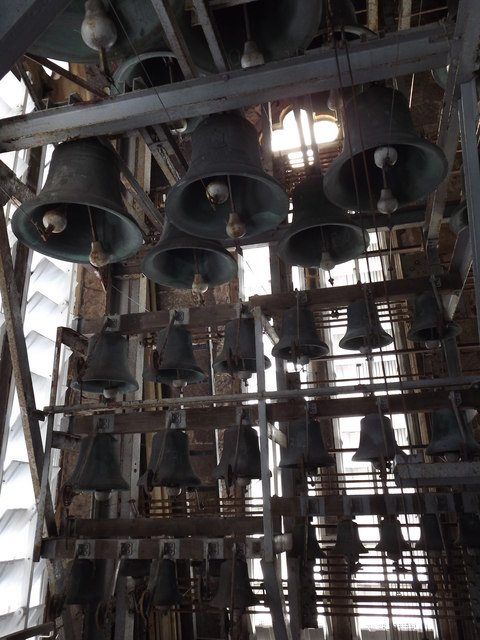 Carillon, Mither Kirk