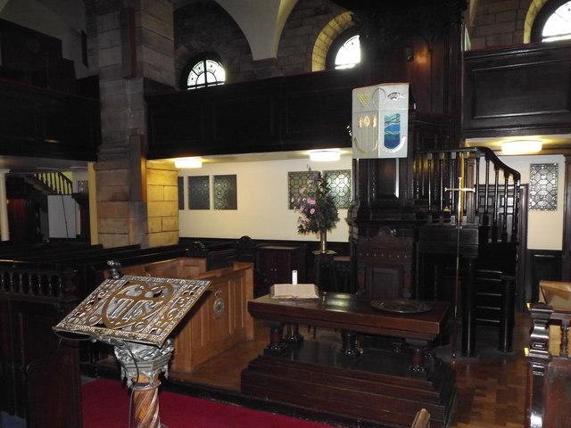 West St Nicholas Kirk