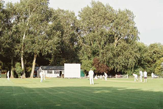 Dry Drayton Cricket Ground