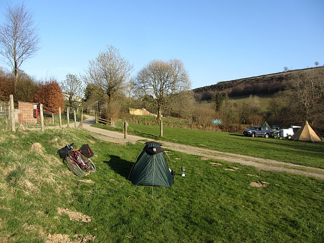 Westermill campsite