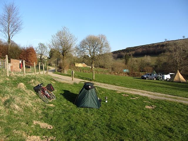 Westermill campsite