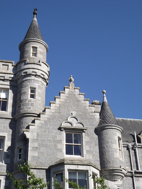 Scottish Baronial Ardoe House
