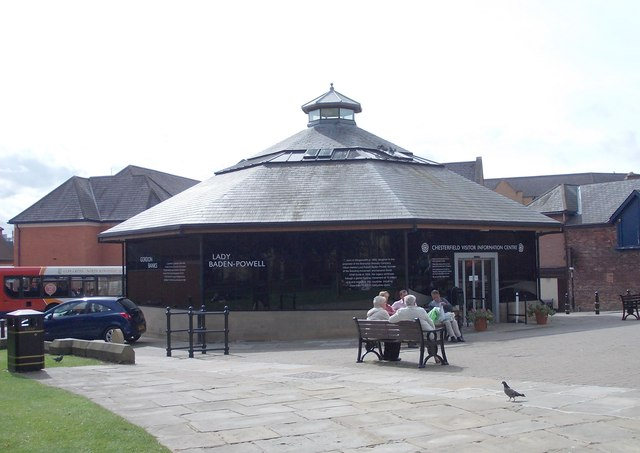 Visitor Information Centre - Rykneld Square