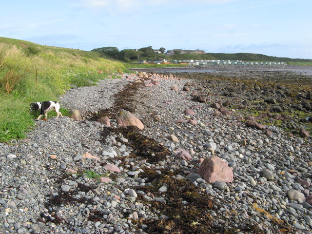 Maryport shore
