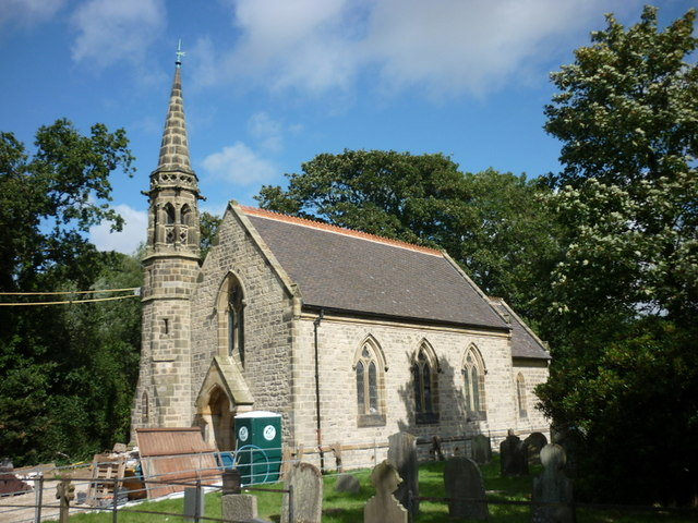 The former St Pauls at Kexby