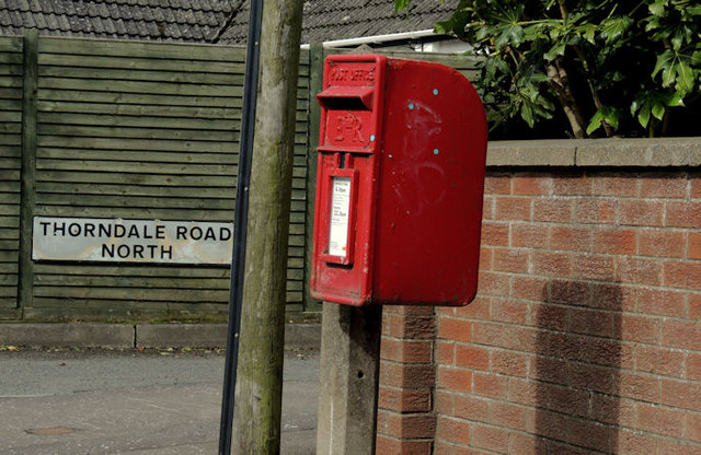 Letter box, Carryduff
